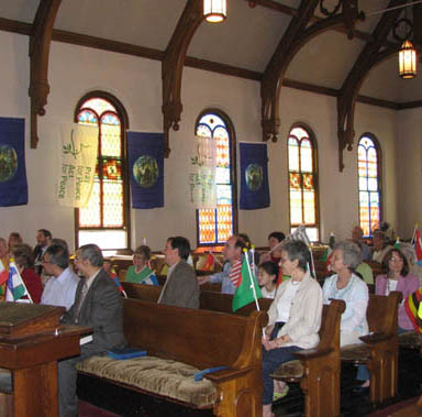 brewster presbyterian church worship